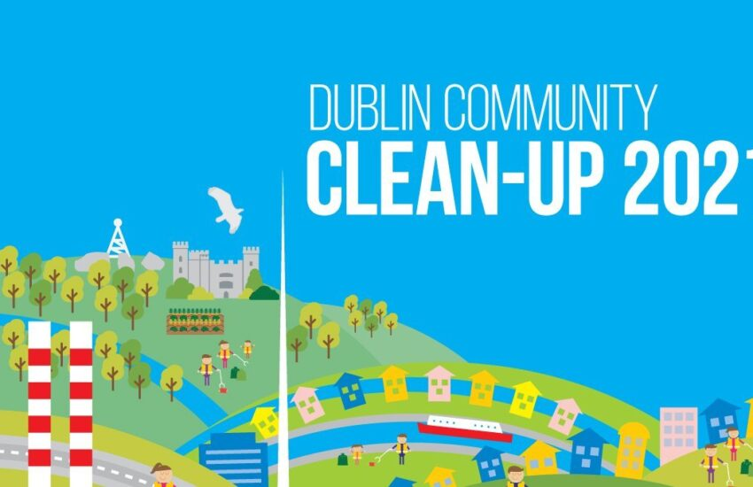 Dublin Community Clean Up 2021